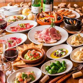 バルセロナ公邸料理人のスペイン料理