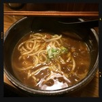 慶屋 - カレーうどん 600円