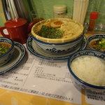 めんや宮田 - 料理写真:2011年5月21日再訪