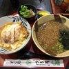 つる岡 - 料理写真:かつ丼セット 980円