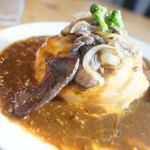 フワット まるやまキッチン - ラム香草焼き
