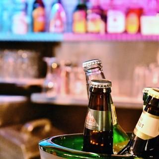 歓送迎会などにピッタリのおトクな飲み放題コースあります!