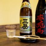 居酒屋 甚八 - 日本酒と焼酎が充実