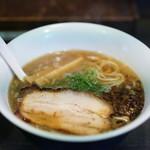 麺やBar 渦 - 「煮干しラーメン 寂」(900円)
