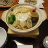 Minemoto - 料理写真:牡蠣なべ焼き