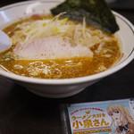 ハルピンラーメン 下諏訪町役場前店 - 料理写真:ニンニク新味~☆