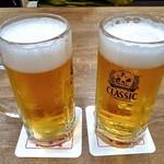 79256670 - サッポロクラシック生ビール(小ジョッキ)