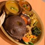 ネパール ミテリキッチンレストラン&バー - ディドセット(1,350円)2018年1月