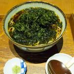 手打ち蕎麦 山がた - 花巻蕎麦:972円/2018年1月