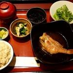 79258577 - 赤魚の煮付けのA定食
