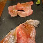 大衆肉バル 7+3 - 肉寿司