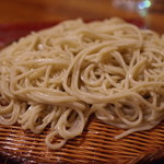 並木藪蕎麦 - ざる