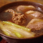 並木藪蕎麦 - 料理写真:鴨南