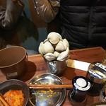 貝焼酒場 カイフォルニア - 白ハマグリ