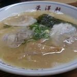 栄洋軒 - ・ラーメン 500円