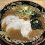 宮崎とんこつラーメン 風来軒 - 料理写真:とんこつラーメン