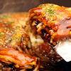 カープ - 料理写真:広島お好み焼き(そば、肉、玉子、)