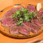 79260217 - 牛肉ハラミ タリアータ