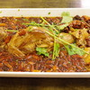 九妹土碗菜 - 料理写真:香辣恐龙兔
