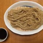 饗 くろ喜 - 「年越し小麦蕎麦」黒