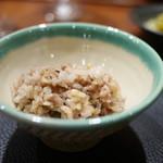 傳 - 肉土鍋ご飯