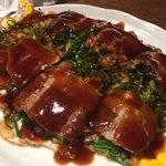 ハラヤ - 豚玉焼き