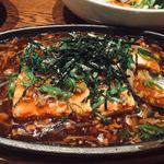 ハラヤ - 豆腐ステーキ
