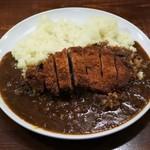 いっとっ亭 - ロースカツカレー900円