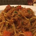 アルモニーア - トマト、パセリ、香味野菜。その他の味付けは極力してないそうです