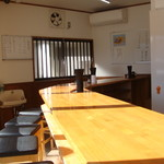 永井食堂 - 内観