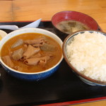 永井食堂 - 料理