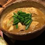 板蕎麦 香り家 - カレー蕎麦