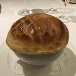 ステーキ&グリル モリタ - 牡蠣のフリカッセ アンクルート仕立て