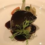 ステーキ&グリル モリタ - 牛フィレ肉のソテー マディラソース