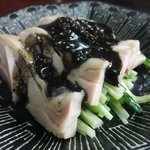 仙台屋食堂 - ゴマ味噌バンバンジー