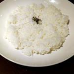 黒岩咖哩飯店 - ライス