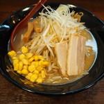 らーめん 津志 - 味噌ラーメン 790円