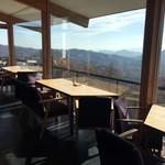 天空カフェ・アウラ - 全ての席から絶景が