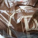 ブーランジェリー ブルディガラ - お店の袋