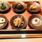 USHIGORO S - ●旬野菜6種
