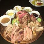 肉バル アンカーグラウンド 馬車道店
