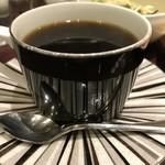 セキ珈琲館 - 美味しいドリップコーヒー、カップも素敵です♪(2018.1.12)
