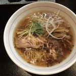 麺屋 義 - 義ラーメン(しょうゆ)