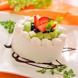 お誕生日や記念日に♪ケーキプレゼント