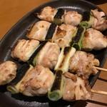 焼鶏 炭吉 - 正肉の塩