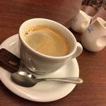 イタリア食堂SORA - コーヒー 300円