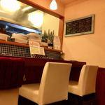 イタリア食堂SORA - カウンター