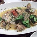 イタリアンバール Rotaia - 本日の鮮魚のアクアパッツァ