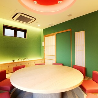 洗練された空間で贅沢なひと時を<VIPルーム(個室完備)>