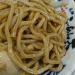 元祖ラーメン 大 - ゴワゴワ極太剛麺